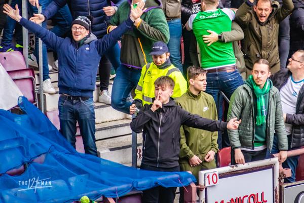 De Twaalfde Man - Edinburgh Derby