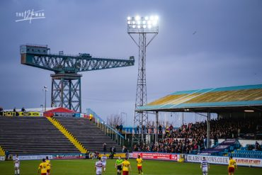 De Twaalfde Man - Greenock Morton FC